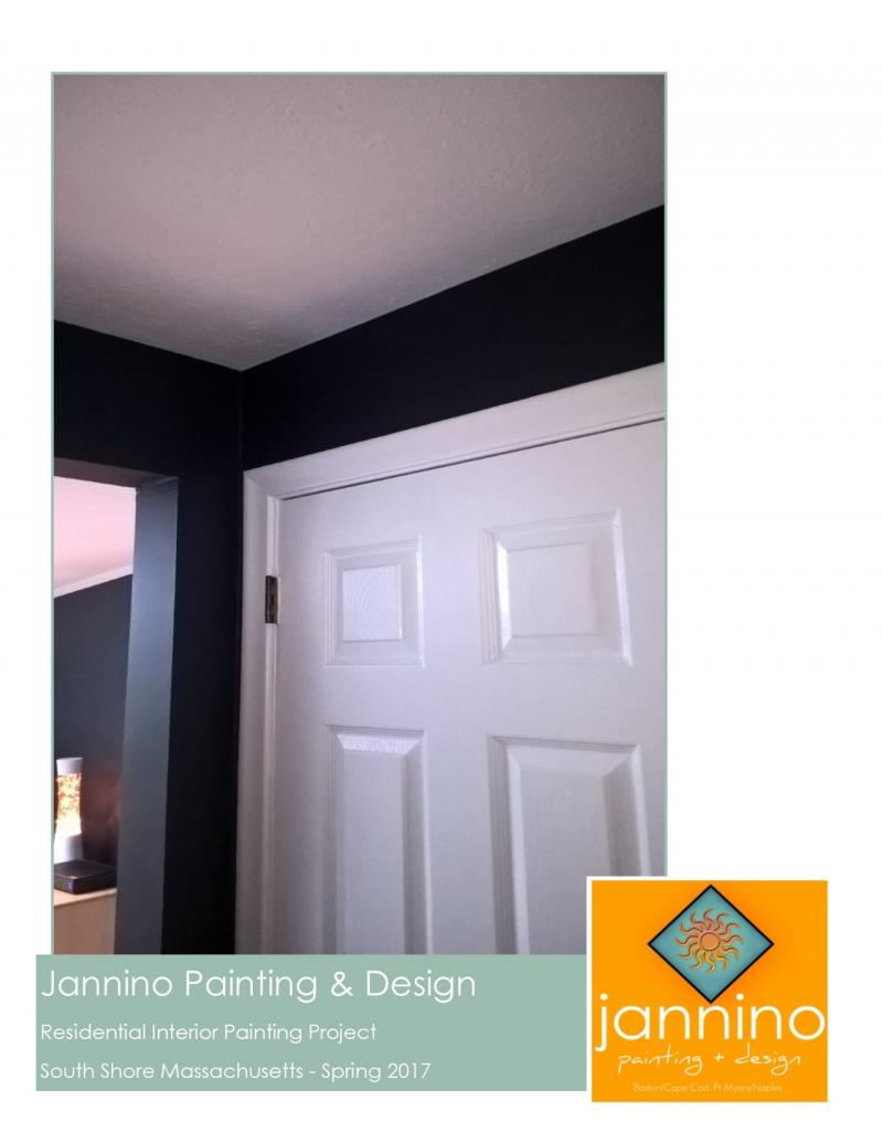 ... Jannino Painting And Design Hingham MA Interior Painting Project